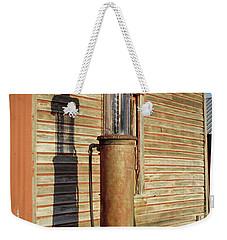 Gas Pump Weekender Tote Bag