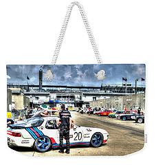Gasoline Alley Svra Weekender Tote Bag
