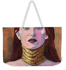 Gasp Weekender Tote Bag
