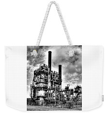 Gasworks Park, Seattle, Wa Weekender Tote Bag by Greg Sigrist