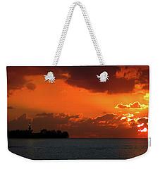 Gate To The Americas Weekender Tote Bag