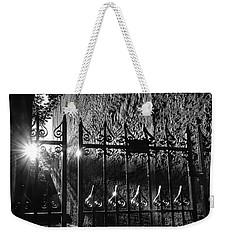 Gated Sunrises Weekender Tote Bag