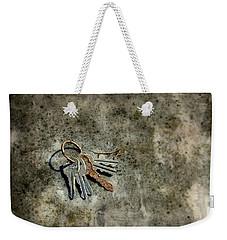 Gatehouse Keys Weekender Tote Bag