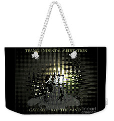 Gatekeeper Of The Mind Weekender Tote Bag