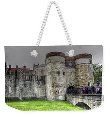 Gates To The Tower Of London Weekender Tote Bag