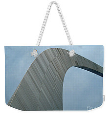Gateway Arch Weekender Tote Bag