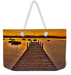 Gateway Weekender Tote Bag by Scott Mahon