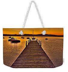 Gateway Weekender Tote Bag