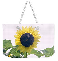 Weekender Tote Bag featuring the photograph Gatherers by Wendy Coulson