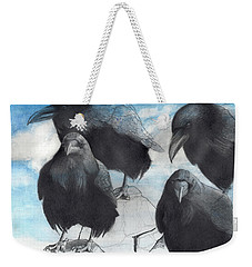 Gathering Weekender Tote Bag
