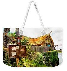 Gathering Place Weekender Tote Bag