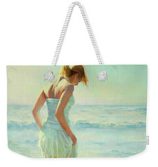 Gathering Thoughts Weekender Tote Bag