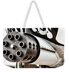 Gatling Weekender Tote Bag