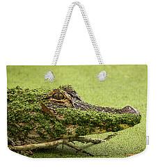 Gator Camo Weekender Tote Bag