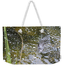 Gator Coming Weekender Tote Bag