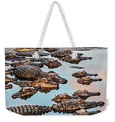 Gator Pack Weekender Tote Bag