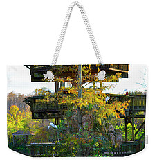 Gator Tower Weekender Tote Bag