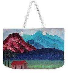 Gauguin Canigou Weekender Tote Bag