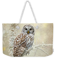 Guardian Of The Woods II Weekender Tote Bag