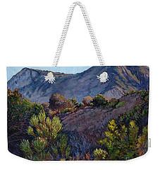 Gaviota Afternoon Weekender Tote Bag