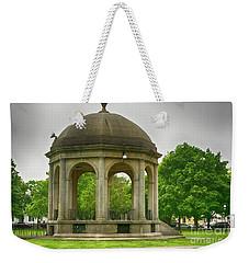 Gazebo Design Weekender Tote Bag