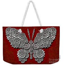 Gear Butterfly Weekender Tote Bag