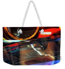 Gearhead Weekender Tote Bag