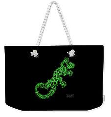 Gecko Weekender Tote Bag