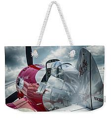 Gee Bee Weekender Tote Bag