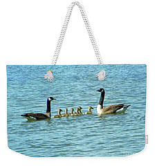 Geese Proud Parents Weekender Tote Bag