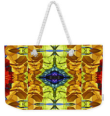 Gem Colors Weekender Tote Bag