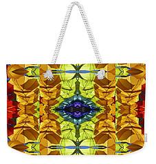 Gem Colors Weekender Tote Bag