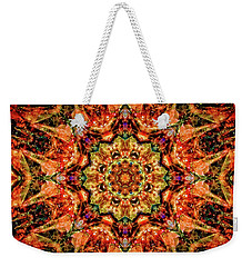 Gem Pattern Weekender Tote Bag