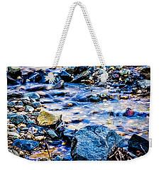 Gem Stones Weekender Tote Bag