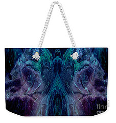 Geminate Weekender Tote Bag by Tlynn Brentnall