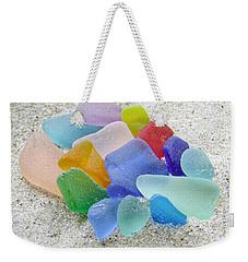 Gems In The Sand Weekender Tote Bag