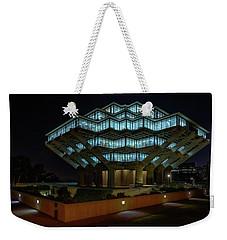 Gemstone In Concrete Weekender Tote Bag