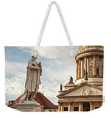 Weekender Tote Bag featuring the photograph Gendarmenmarkt by Geoff Smith