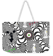 Gene Dreams Weekender Tote Bag