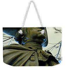 General George Washington Weekender Tote Bag by LeeAnn McLaneGoetz McLaneGoetzStudioLLCcom