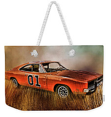 General Lee Weekender Tote Bag