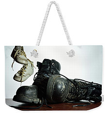 Weekender Tote Bag featuring the photograph Generations by Mark Fuller
