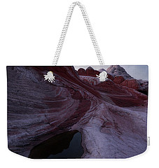 Weekender Tote Bag featuring the photograph Genesis  by Dustin LeFevre