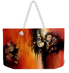Genesis - Love At First Sight #2 Weekender Tote Bag by Jim Whalen