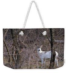 Genetic Mutant Deer Weekender Tote Bag