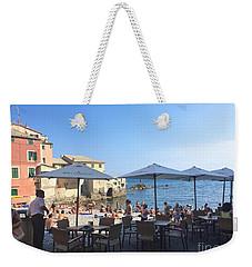 Genova, Boccadasse Weekender Tote Bag