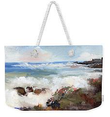Gentle Breakers Weekender Tote Bag