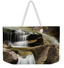 Gentle Drops Weekender Tote Bag