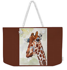 Gentle Giant Weekender Tote Bag