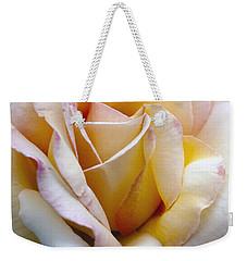 Gentle Swirls And Curls Weekender Tote Bag